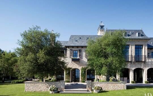 As mansões mais incríveis dos famosos - Home - iG