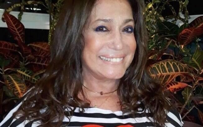 Susana Vieira namorou Sandro Pedroso