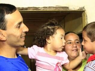 Depois de um ano e meio de tratamento, a família Venâncio está completa e sem o crack