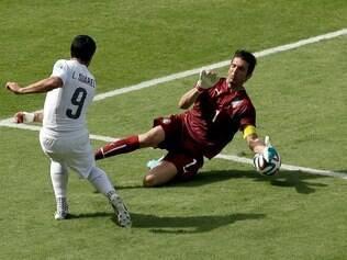 Itália e Uruguai jogam na Arena das Dunas