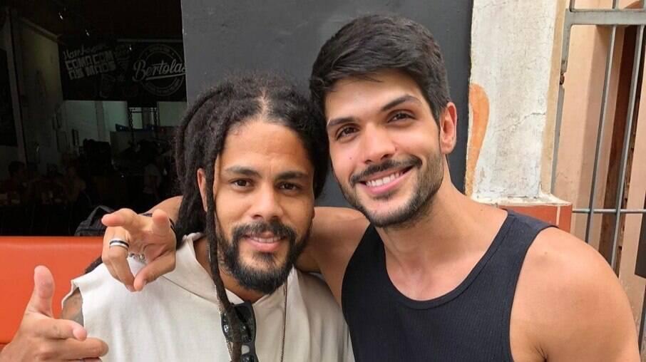 Marco Aurélio Viegas e Lucas Fernandes