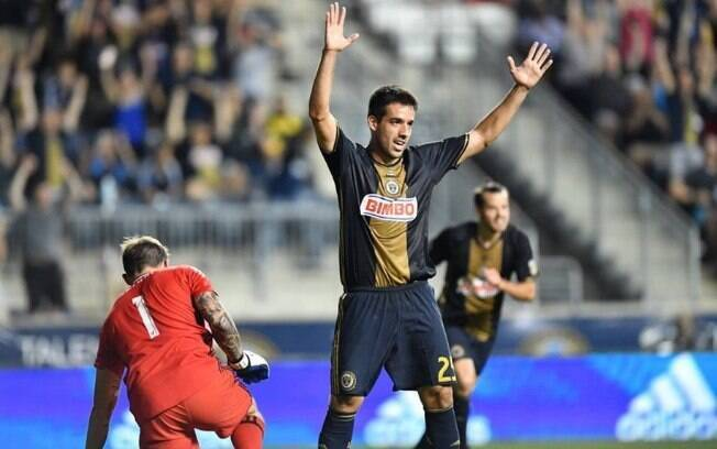 Ilsinho é um dos principais jogadores da MLS, atuando pelo Philadelphia Union