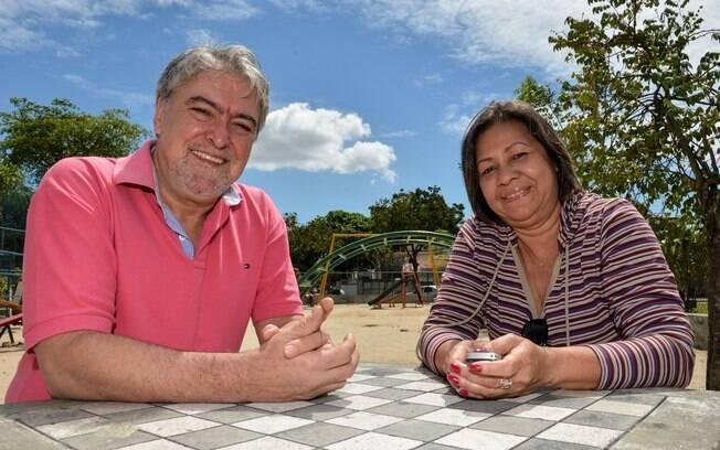Sonia e Paulo Jorge: portas sempre abertas e