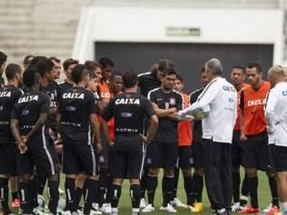 Equipe está em ritmo de treinamento visando a primeira fase da Libertadores