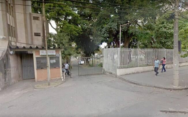 Fachada do Instituto Raul Soares, onde o crime ocorreu