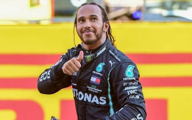 Britânico testou positivo após vitória do último domingo no GP do Bahrein