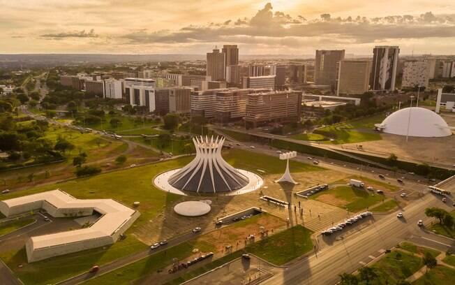 Você pode conhecer a capital brasileira por pouco mais de R$ 1,2 mil se for viajar de avião entre julho e agosto