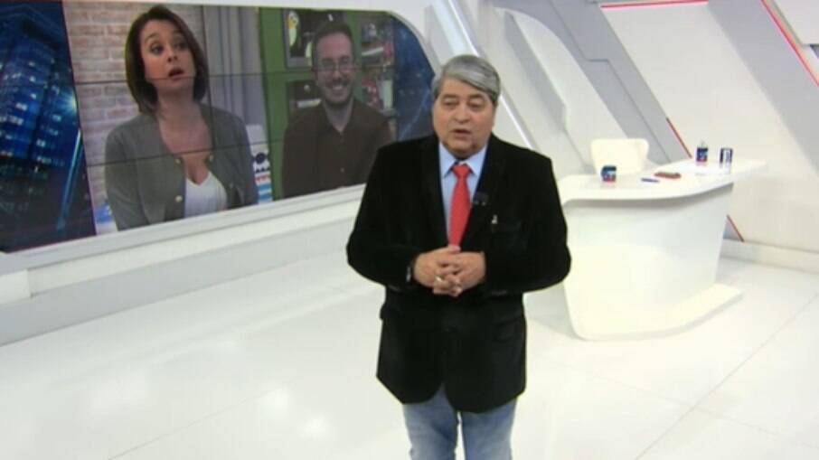 Datena e Cátia Fonseca