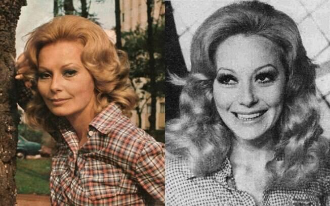 Márcia Maria ficou famosa na década de 70 com papéis como Guida, em