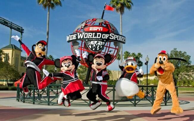 Casa do Mickey será o palco da volta da temporada 2019/2020