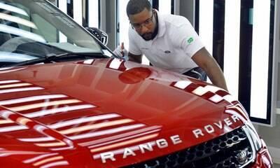 Range Rover Evoque voltará a ter produção em Itatiaia (RJ)