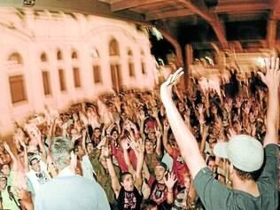 Juventude. Realizado há sete anos sob o Viaduto Santa Tereza, evento reúne jovens de diferentes regiões da cidade