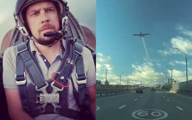 Apresentador russo Alexander Koltovoy morre em queda de avião