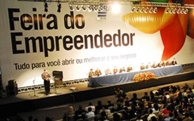 No evento do Sebrae, o ministrante Ruy Soares Barros vai dar uma palestra no dia 18/02 às 11h  sobre como comprar uma franquia