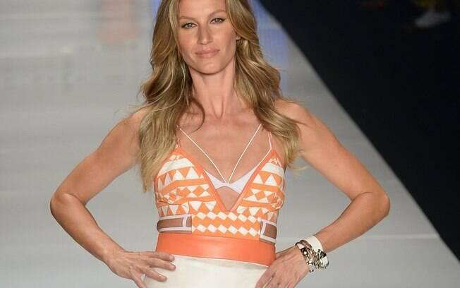 Semana de moda que vai ficar na memória de todos como a despedida de Gisele Bündchen das passarelas