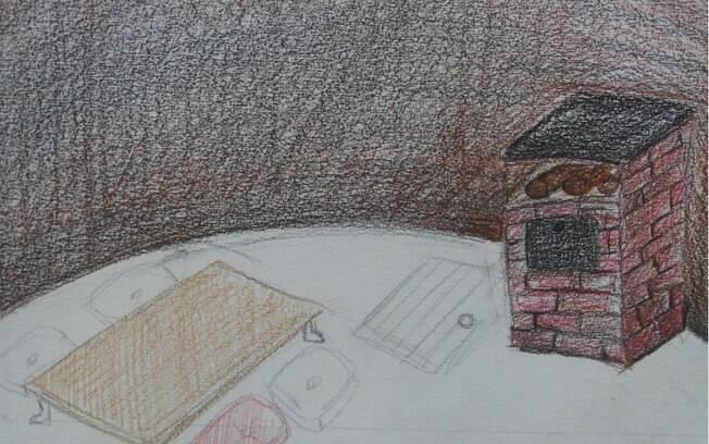 Exercício da prova de habilidades específicas do vestibular da Unicamp em 2013 para o curso de arquitetura