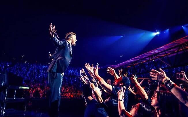 Justin Timberlake será uma das grandes atrações do Super Bowl neste domingo (04)