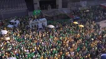 Governo Doria gastou R$ 2,5 mi com policiamento durante as manifestações