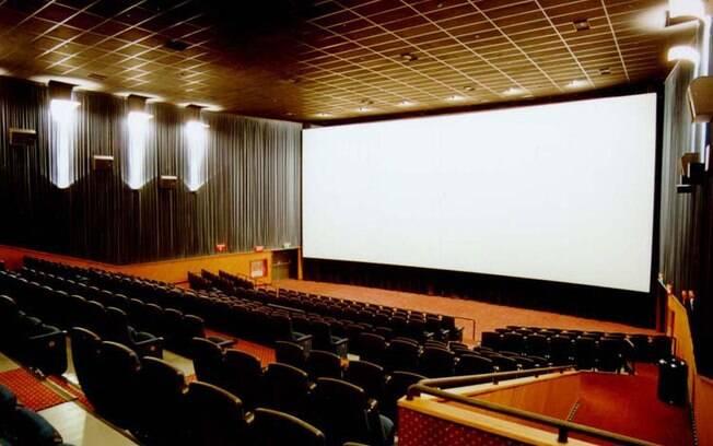 Cinemas podem funcionar em Campinas a partir de sexta-feira (4).