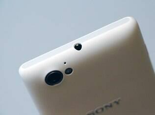 Xperia M Dual tem câmera de 5 megapixels