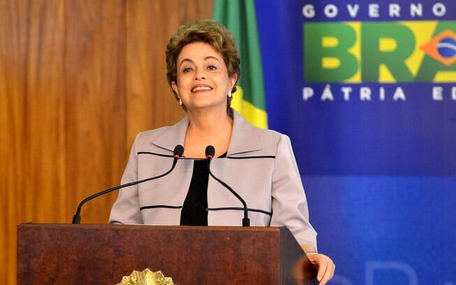 Para 49% dos pesquisados a presidente Dilma Rousseff será afastada do cargo