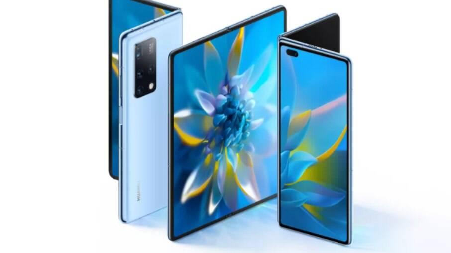 Huawei apresenta Mate X2 nesta segunda-feira