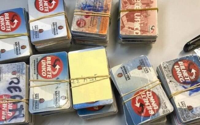 Os acusados vendiam bilhetes com créditos falsos e geraram prejuízo de mais de R$ 200 mil à SPTrans