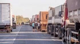 Caminhoneiros ameaçam greve se o governo não baixar o diesel