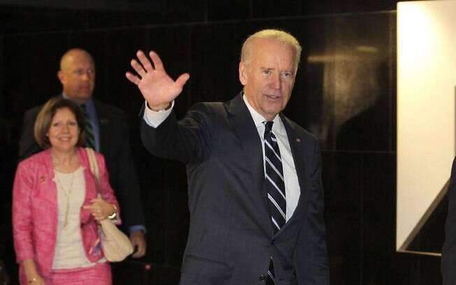 Ex-vice-presidente dos EUA, Joe Biden,