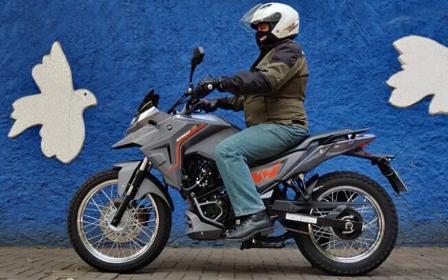 Dafra NH 190, uma alternative a se pensar na hora de trocar sua motocicleta