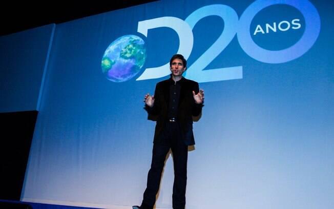Enrique Martinez, executivo do Discovery Networks Latin America / US Hispanic