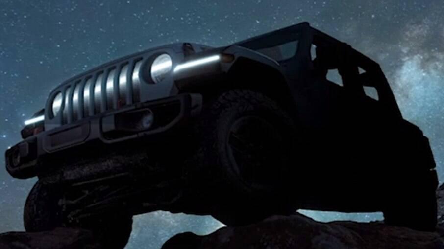 Jeep Wrangler elétrico: ícone do off-road também vai entrar na era da eletrificação, com tração 4x4 e emissão zero