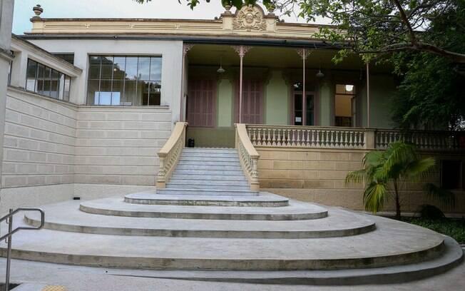 Casa de Dona Yaya - Centro de Preservação Cultural (CPC) da USP