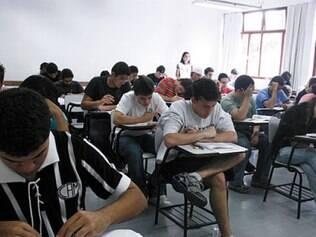 Somente 6% deles receberam nota 5, a maior do exame que avalia estudantes
