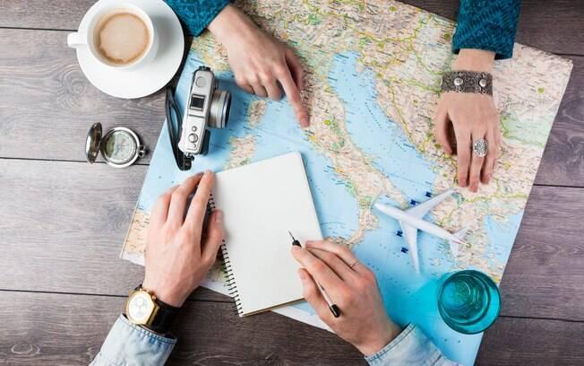 Viajar para lugares novos incentiva mudanças na vida