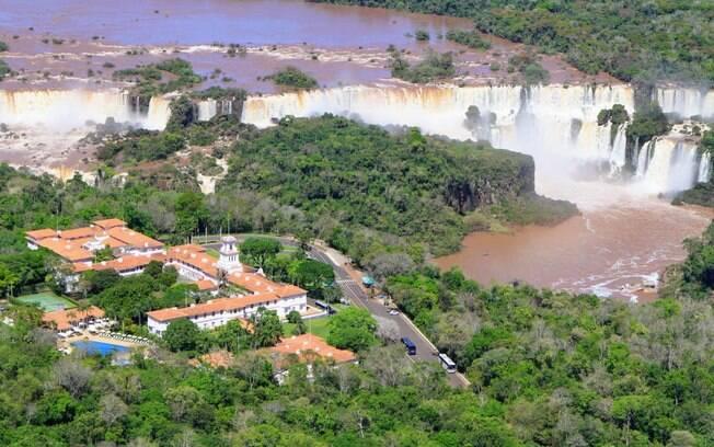 O Belmont Hotel das Cataratas é o único do Brasil e da América do Sul a figurar com 5 estrelas no Guia da Forbes