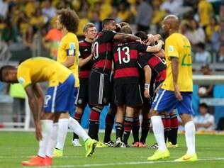 Com grande atuação, Alemanha triturou o Brasil nesta terça-feira