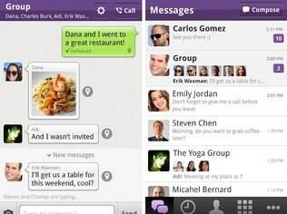 Viber é aplicativo de troca de mensagens e VoIP