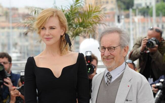 Nicole Kidman, que está em quatro produções na edição de 2017, ao lado de Steven Spielberg. Eles integraram o júri de 2013