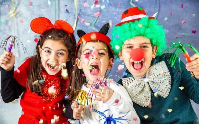 De norte a sul, os blocos de carnaval para crianças vão ocupar as ruas da cidade de São Paulo para divertir os pequenos