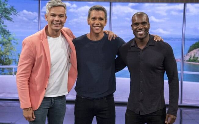 Programa com Otaviano Costa e Rafael Zulu foi recorde de audiência