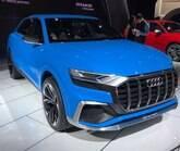 Audi Q8 Concept antecipa linhas da versão definitiva