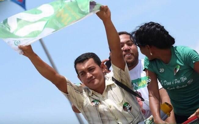 Wilson Lima é eleito governador do estado do Amazonas com 59% dos votos válidos
