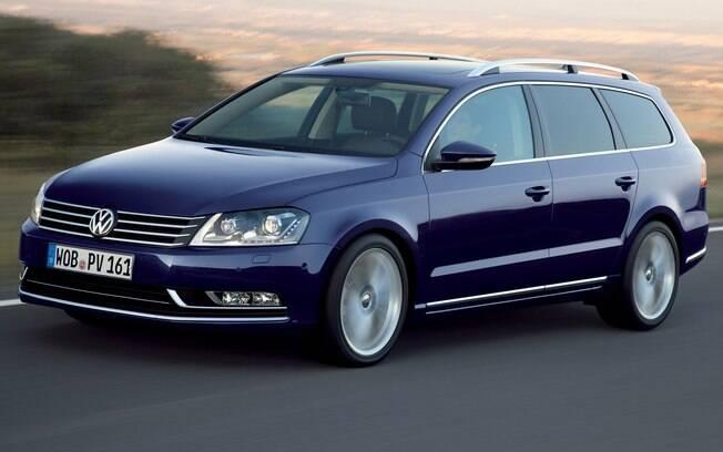 Volkswagen Passat Variant: todo o charme que só uma perua alemã pode entregar