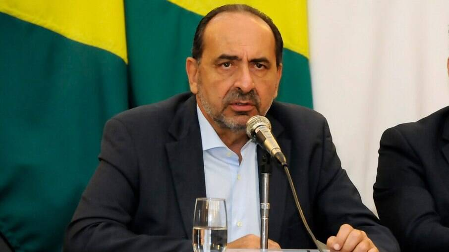 Prefeito de Belo Horizonte Alexandre Kalil (PSD-MG)