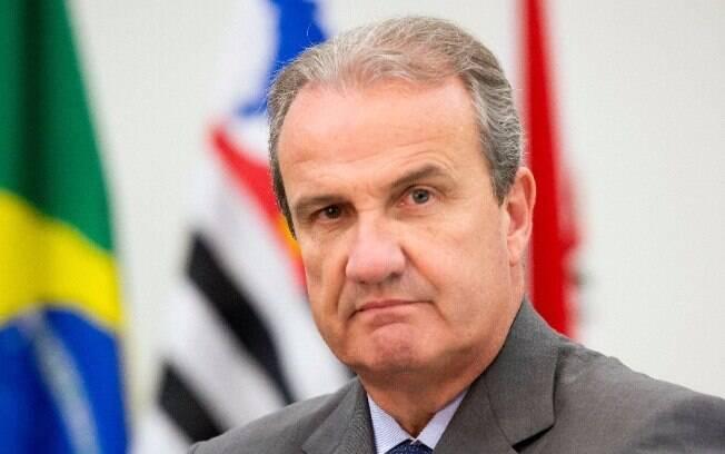 Mágino Alves Barbosa Filho, Secretário de Seguraça Pública do Estado de São Paulo