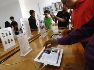 Tablets devem continuar vendendo bem nos próximos anos