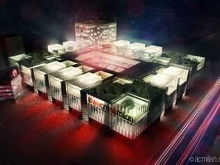 Nova arena deve ser construída em Portello, importante ponto urbano