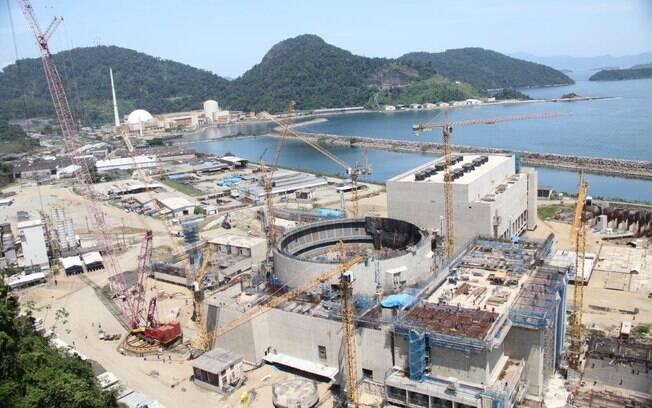 Orçada em R$ 1,2 bilhão, construção da usina nuclear Angra 3 envolveu propina a agentes públicos