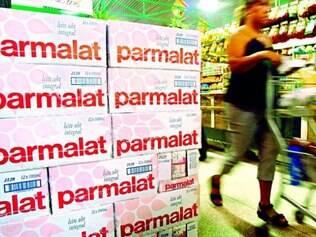 Contaminado. Fiscalização encontrou formol no leite Parmalat